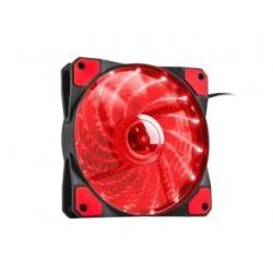 Wentylator do zasilacza/obudowy Genesis Hydrion 120 czerwony LED