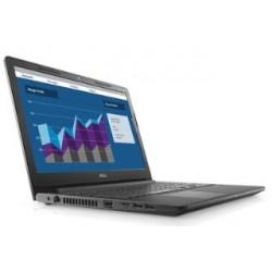 "Notebook Dell Vostro 356815,6""FHD/i3-7020U/4GB/1TB/iHD620/10PR Black"