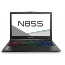 "Notebook Hyperbook N85S 15,6""FHD /i7-8750H/8GB/1TB/GTX1050Ti-4GB"