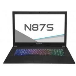 """Notebook Hyperbook N87S 17,3""""FHD /i7-8750H/8GB/SSD240GB/GTX1060-6GB"""