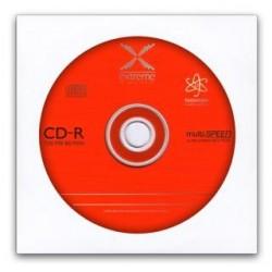 CD-R Extreme 56x 700MB (Koperta 1) Silver