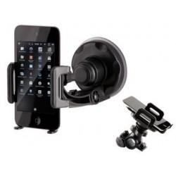 Uchwyt Tracer Phone P10 (na szybę + rower)