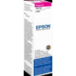 Atrament magenta w butelce 70 ml (T6733) do Epson L800/L850