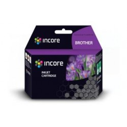 Tusz INCORE do Brother (LC980Y) Yellow 25 ml