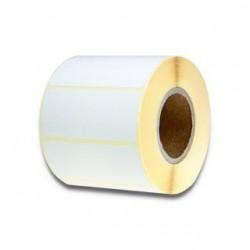 Etykiety termotransferowe Qoltec 70x30mm | 1000szt.