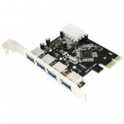 Kontroler PCI-Express LogiLink PC0057A 4x USB3.0