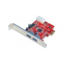 Kontroler USB 3.0 Unitek Y-7301 PCIe, 2x USB 3.0