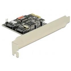 Kontroler SATA-II Delock PCIe 2x SATA 3Gb/s RAID Internal