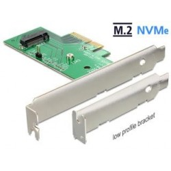 Kontroler M.2 Delock PCIe - M.2 NGFF