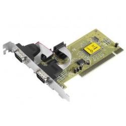 Kontroler COM Gembird SPC-1 PCI 2x RS-232/COM