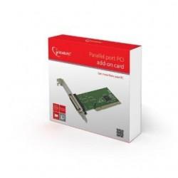 Kontroler LPT Gembird PCI, 1x Parallel/LPT