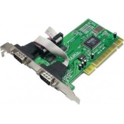 Kontroler COM LogiLink PC0016 PCI 2x RS-232/COM
