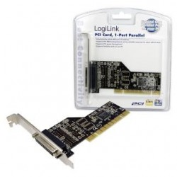 Kontroler PCI LogiLink PC0013 1x LPT