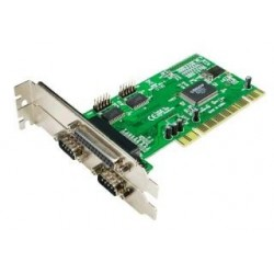 Kontroler COM+LPT LogiLink PC0018 PCI 2x RS-232/COM, 1x Parallel/LPT