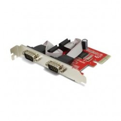Kontroler COM Unitek Y-7504 PCIe 2x COM/RS-232