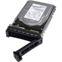 Dysk Dell 600GB 15K RPM SAS 12Gbps 3,5'' (2,5'' in 3,5'') - 13gen. (T/R430, R530)