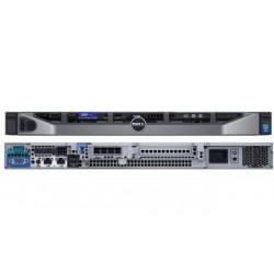 Serwer Dell PowerEdge R230 E3-1220v6/8GB/2x1TB/S130/ 3Y NBD