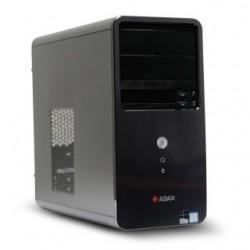 Komputer ADAX ALFA WXHC8100 8100/H310/4G/SSD256GB/W10Hx64
