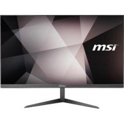 """Komputer AIO MSI Pro 24X 23,5""""FHD /i3-7100U/4GB/1TB+SSD16GB/iHD620/W10 Silver"""