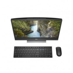 "Komputer AIO Dell Optiplex Desktop AIO 5260 21,5""FHD/i3-8100/8GB/SSD256GB/UHD630/DVD/10PR Black"