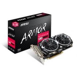 Karta VGA MSI RX 570 OC ARMOR 8GB GDDR5 256bit DVI+HDMI+3xDP PCIe3.0