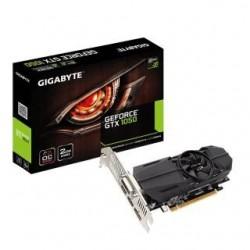 Karta VGA Gigabyte GTX1050 OC 2GB GDDR5 128bit DVI+2xHDMI+DP PCIe3.0 LP