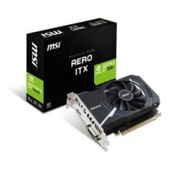 Karta VGA MSI GT1030 AERO 2G OC 2GB GDDR5 64bit DVI+HDMI PCIe3.0 ITX