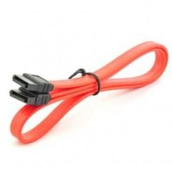 Kabel SATA Qoltec R/A - R/A 0,5m