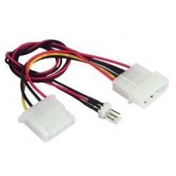 Kabel rozdzielacz zasilania Gembird CC-PSU-5 2HDD/3PIN Went