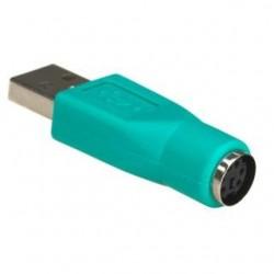 Adapter Akyga AK-AD-14 USB 2.0 A(M) - PS/2 (F)