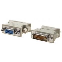Adapter Gembird DVI-A(M)(24+5) DUAL LINK- VGA(15F)