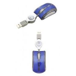 Mysz przewodowa Esperanza CELANEO MINI EM109B optyczna niebieska