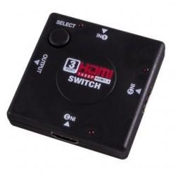 Przełącznik HDMI Esperanza EB266 czarny