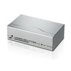 Rozdzielacz/Splitter ATEN VGA VS92A (VS92A-A7-G) 2-port.