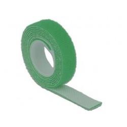 Organizer kabli Delock - rzep 1m x 13mm zielony