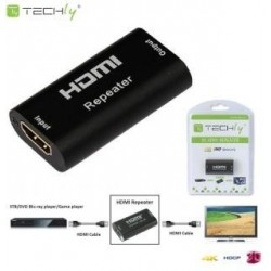 Repeater HDMI Techly IDATA HDMI2-RIP4KT do 40m 4Kx2K