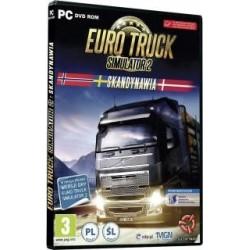 Euro Truck Simulator 2 Skandynawia (PC)