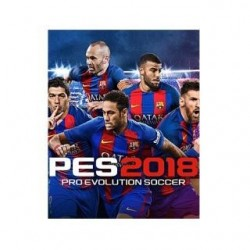 Pro Evolution Soccer 2018 Standard (PC)
