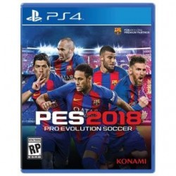 Pro Evolution Soccer 2018 Standard (PS4)