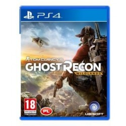 Ghost Recon Wildlands PCSH (PS4)