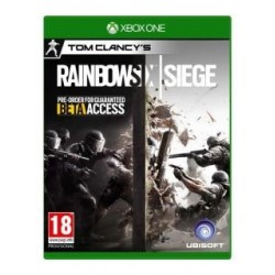 RAINBOWSIX SIEGE (XBOX one)
