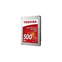 "Dysk Toshiba P300 HDWD105UZSVA 3,5"" 500GB SATA-III 7200 64MB BULK"