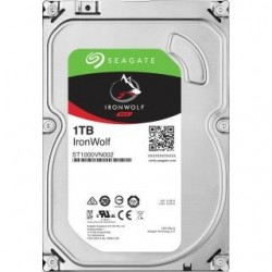 Dysk SEAGATE ST1000VN002 IronWolf™ 1TB 5900 64MB SATA III NAS