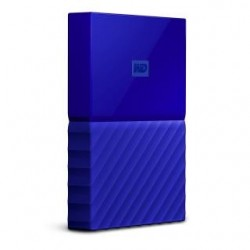 Dysk WD My Passport 1TB USB 3.0 blue