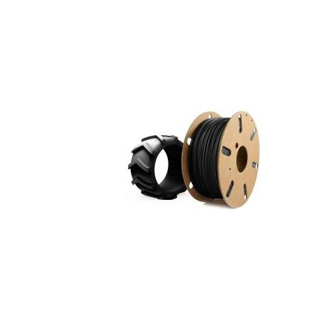 Filament do drukarek 3D Skriware TPU pitch black