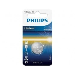 Bateria Philips CR2032 litowa 3V (1szt blister)