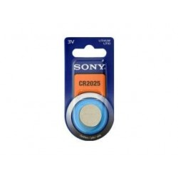 Bateria miniaturowa litowa Sony CR2025 160mAh 1 szt