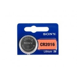 Bateria Sony CR2016 1szt