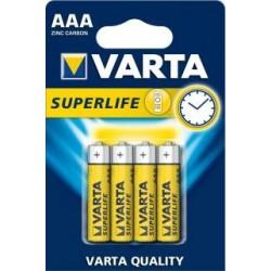 Baterie VARTA Superlife, Micro R3/AAA - 4 szt