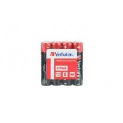 Bateria Verbatim LR3 AAA (4 szt) shrink